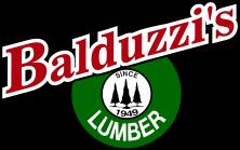 Balduzzi's Lumber Logo