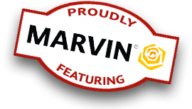 Proudly featuring Marvin Windows and Doors